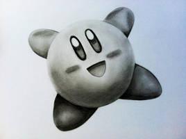 Kirby by shadwgrl