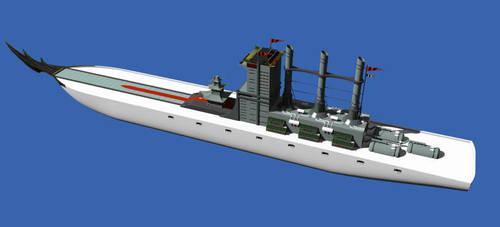A:TLA - Fire Navy Ship - WIP 1 by illuminatus-shadow