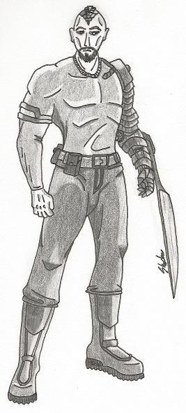 Action Man - Dr. X Revision by illuminatus-shadow
