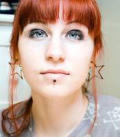 I cut my hair by Sinned-angel-stock