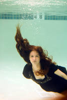 Underwater black 2 by Sinned-angel-stock