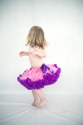 Little girl tutu by Sinned-angel-stock