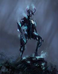 Nidus by Nightwing-Kain