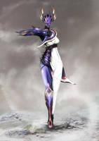 Ember by Nightwing-Kain