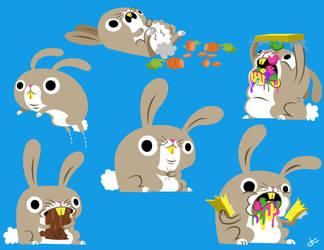 Bunny by JustinCoffee