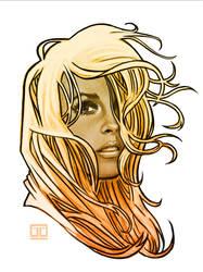 Tate sketch by JustinCoffee