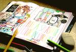SketchBook - Eden and Hector by Dunklayth