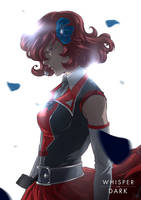 Yuu - WHISPER IN THE DARK by Dunklayth