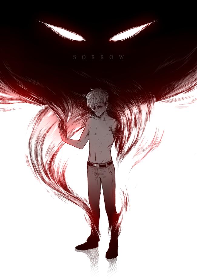 Devil Inside - SORROW by Dunklayth
