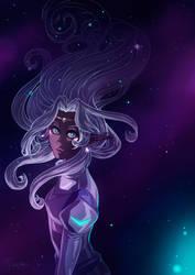 Princess Allura by Dunklayth
