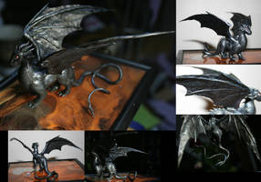 Black Dragon by Shearin