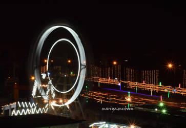 Ferris Wheel by mmubeen