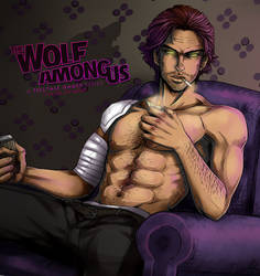 Bigby - The Wolf Among Us by Czhe