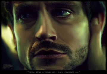 Will Graham - The One Thing He Wants by thecannibalfactory