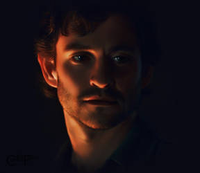 Will Graham - Dancing with the Devil by thecannibalfactory