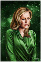 Bedelia Du Maurier - The Contracting Universe by thecannibalfactory