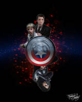 Steve and Bucky - Some Things... (Version 2) by thecannibalfactory