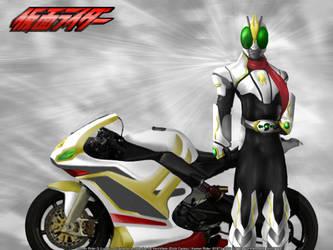 Kamen Rider Locke by xero-vlade
