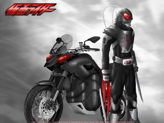 Kamen Rider Zoren by xero-vlade