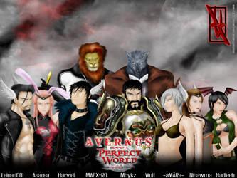 Perfect World: Avernus by xero-vlade