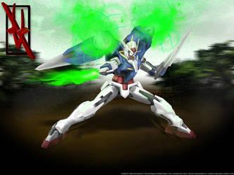 I am Gundam by xero-vlade