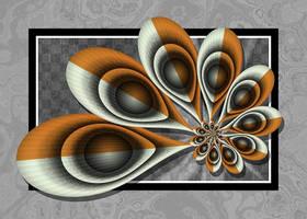 Variegated Peacock by dsa157