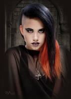 Deanna Deadly II by dsa157