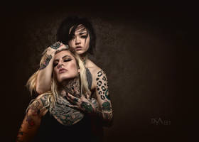 Morgin and Sarah 1 by dsa157