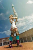 Ashe - Final Fantasy XII by Lesciel