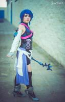 Aqua - Kingdom Hearts by Lesciel