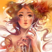 Blooming Tea by luciole