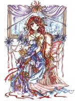Pearl Princess Kia by luciole