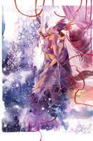 Night Romance by luciole