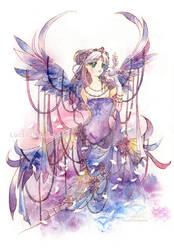 Crystal Princess by luciole