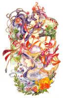 Songjewel + Rhysta by luciole