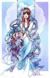 Lady Delaidra by luciole