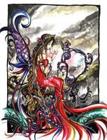 the Fairy Titania by luciole