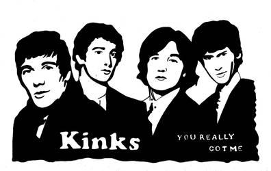 The Kinks by kodapops