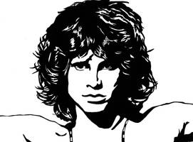 Jim Morrison012 by kodapops