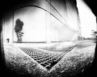 Pinhole by tonyalmond