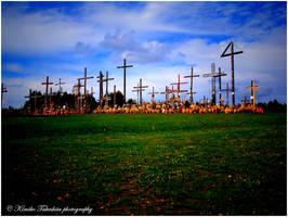 . Crosses in Wasilkow . by KimikoTakeshita