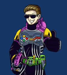 Kamen Rider Commission by Stolken