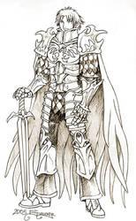 Dark Knight of Zanarkand by nachtwulf