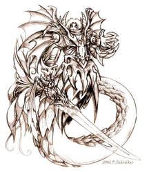 Yuna's Final Aeon by nachtwulf