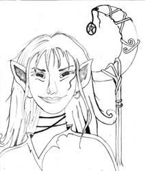 Elf Moon by tuatha-isles