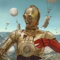 Metal Gear C3PO by IlyaBrovkin