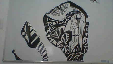 Whiteboard Drawings 3 by Krictic