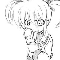 Nanoha's Cell is Jammed Lol by Prof-ARTCommenter