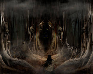 What darkness brings... by digitalextacy