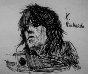 Keith by ValerieThePunkGirl
